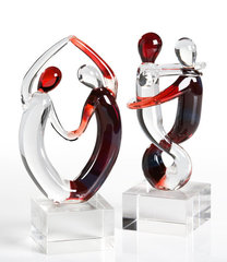 Design sculpturen glas