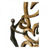 Sculptuur 'Hart op Hart'_