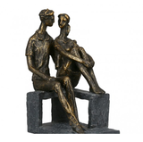 sculptuur praten_