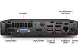 HP ProDesk 600G2 mini Intel Core i5-6600T 8GB 128GB SSD_