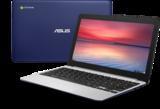 ASUS Chromebook C201PA blauw_