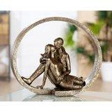Sculptuur verliefd _