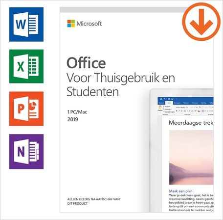 Microsoft Office Home&Student 2019 Multilanguage