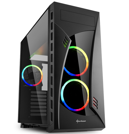 Game-PC Core i7 9700 16GB 1TB SSD GTX1660 6GB Win10