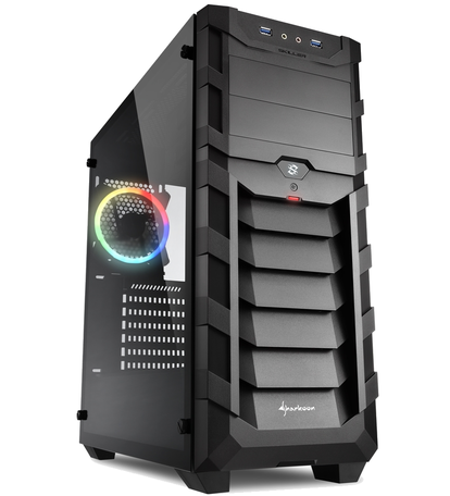 Game-PC Core i7 9700 16GB 1TB SSD RTX2060 6GB Win10