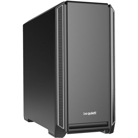 SilentBase 80+Gold PC Core i7 9700 32GB 2TB M.2 SSD GTX1660 6GB