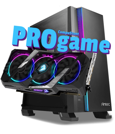 PROGame Game-PC i7 9700K 16GB 1TB SSD RTX2070Super 8GB Waterkoeling