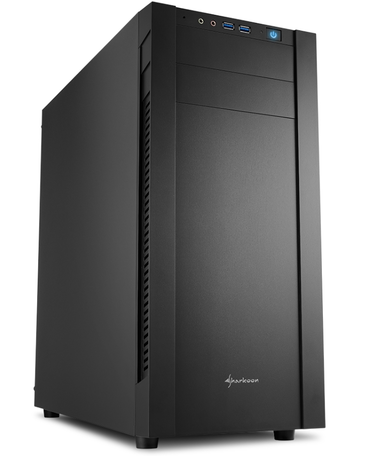 Power-X Core i7 9700K EightCore 16GB 1000GB SSD USB3