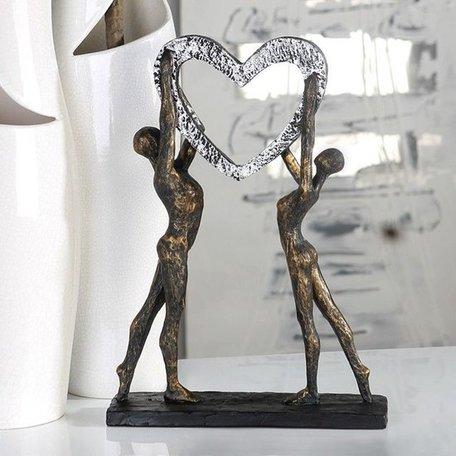Design sculptuur victory 37cm hoog