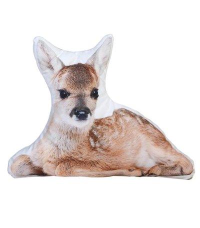 Kussen Bambi 55x42cm