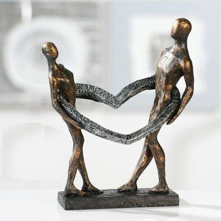 design sculptuur verbonden