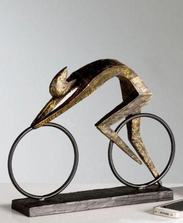 Sculptuur racer