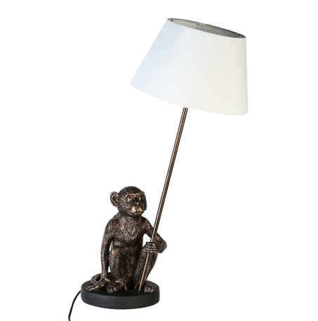 Lamp monkey