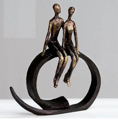 sculptuur close