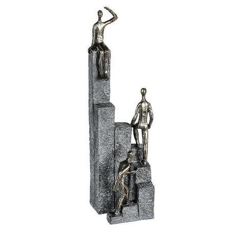 Sculptuur klimmen