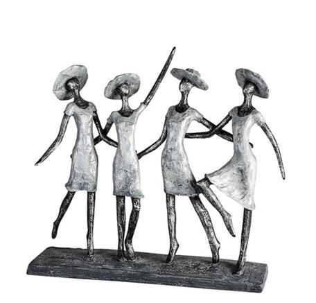 Sculptuur dames