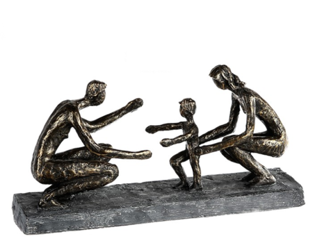 Sculptuur eerste stap