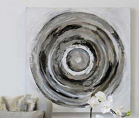 canvas schilderij cirkel