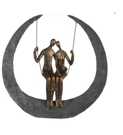 sculptuur schommelen