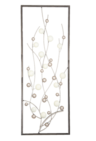 Wanddecoratie metaal fantasie