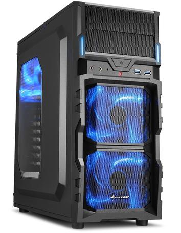 Game-PC Start Core i5 9400 8GB 480GB SSD GTX1650 4GB