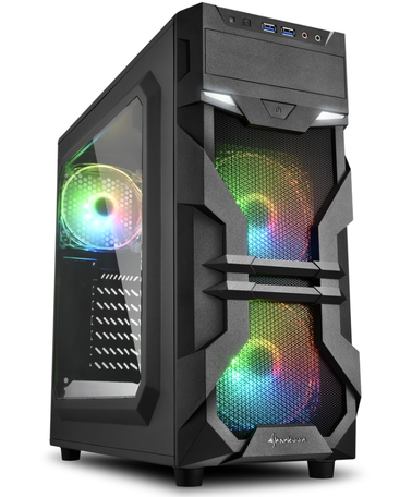 Game-PC Core i7 9700 16GB 1TB SSD RTX2060 Super 8GB