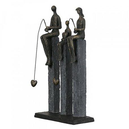 Sculptuur aan de haak slaan