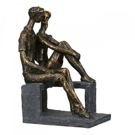 sculptuur praten