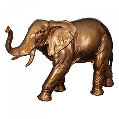 Olifant brons  39cm