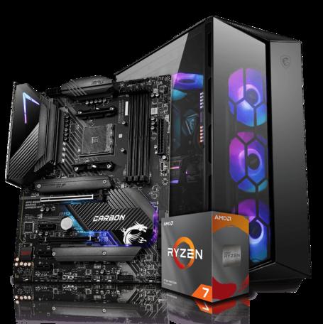 MSI Game-PC AMD Ryzen 7 3700X 32GB 1TB SSD RTX2060 Super 8GB Win10