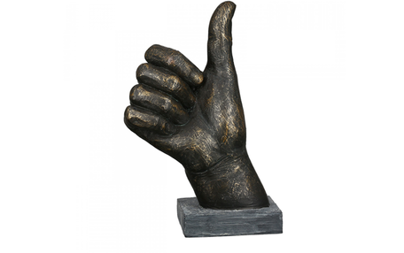 Sculptuur duimen