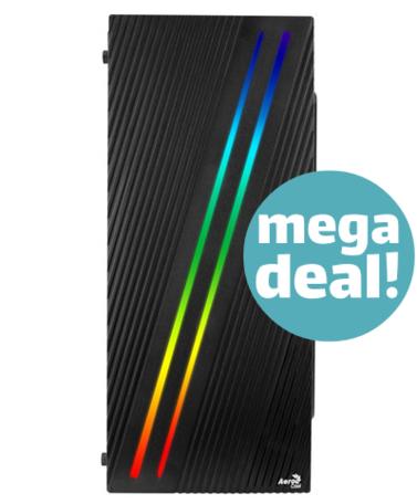 MegaDeal Core i5 9600K 16GB DDR4 480GB SSD GT1030 WiFi OP=OP