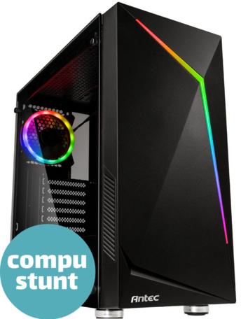 Game-PC AMD Ryzen 5 2600X 16GB 2TB GTX1660 Super 6GB