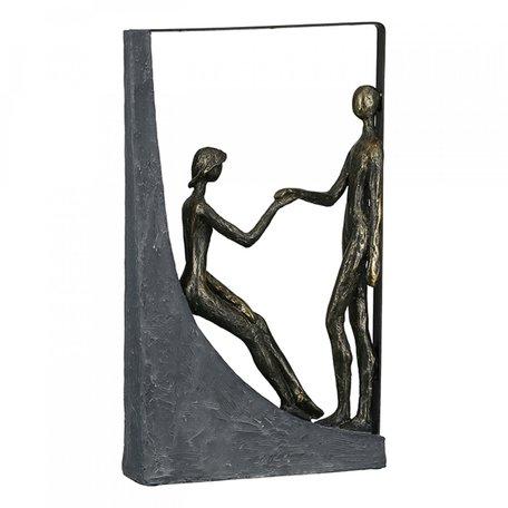 Sculptuur geef me je hand