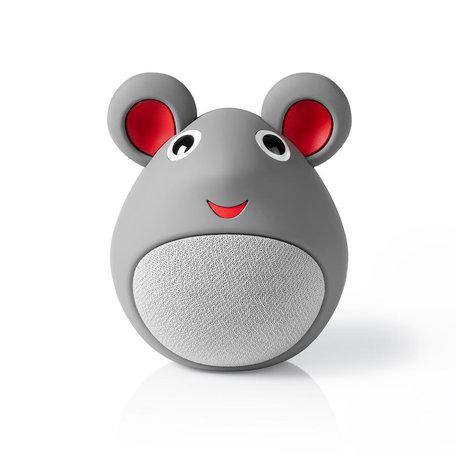 Animaticks Bluetooth Speaker | 3 Uur Speeltijd | Handsfree Bellen | Melody Mouse