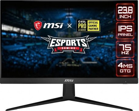 MSI Optix G241V - Full HD IPS Gaming Monitor - 75hz - 24 inch