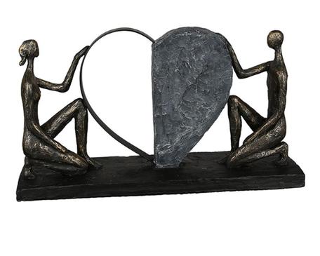 Sculptuur 'Hartendief'