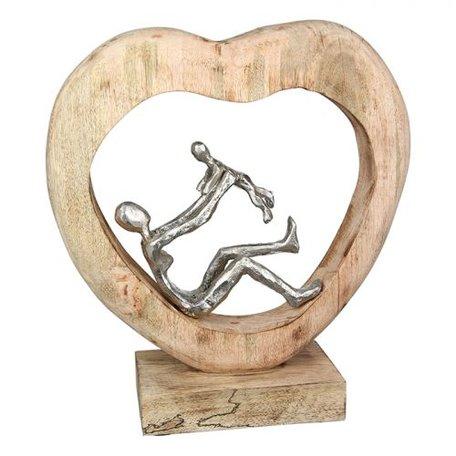 Sculptuur Moeder liefde