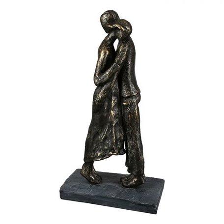 Sculptuur 'omhelzen'
