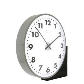 NeXtime 2509 Outside clock [Ø90cm Roman/ Arabic, Double sided]