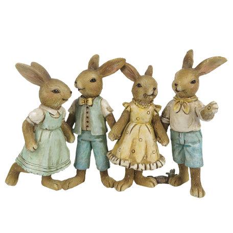 Decoratie konijnen kinderen