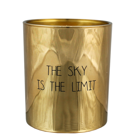 SOJAKAARS - THE SKY IS THE LIMIT - GEUR: SILKY TONKA