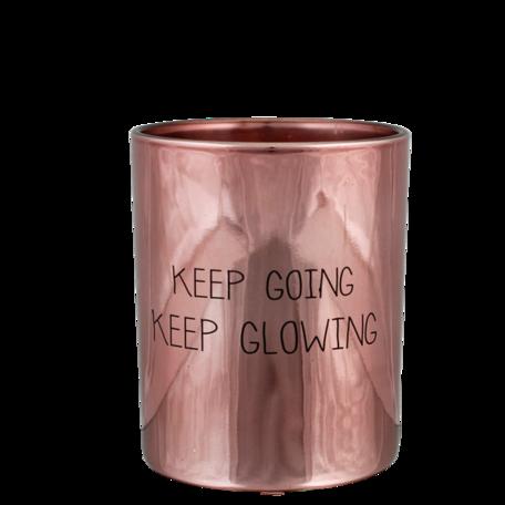 SOJAKAARS - KEEP GOING, KEEP GLOWING - GEUR: GREEN TEA TIME