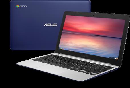 ASUS Chromebook C201PA blauw
