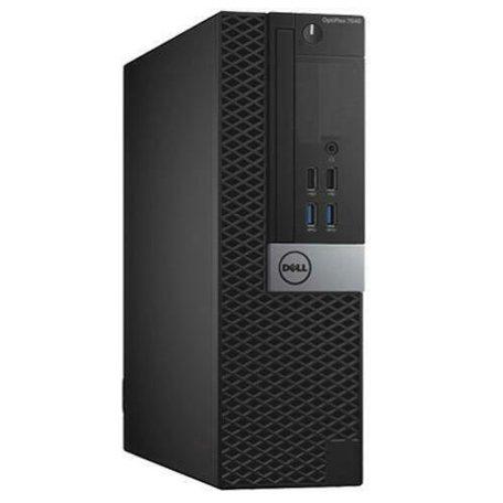 Dell SFF Core i5 7500 16GB 128GB SSD M.2 Win10 desktop