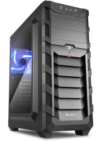 Black Core i5 10600K 16GB DDR4 1000GB SSD GTX1650 4GB WiFi OP=OP