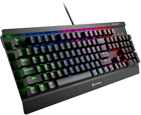Sharkoon Skiller Mech SGK3, Gaming toetsenbord