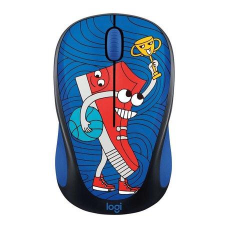 Logitech M238 doodle draadloze muis Sneakerhead