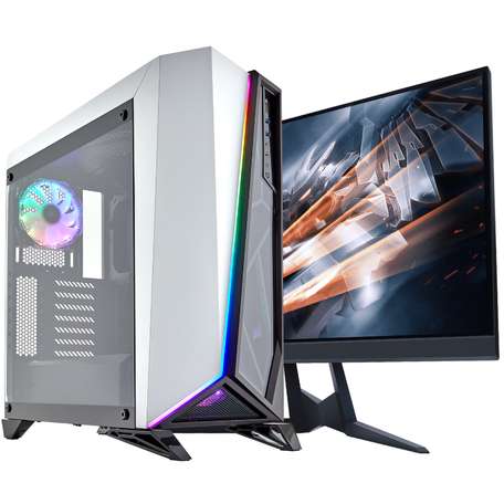 Game-PC Core i5 9600K 16GB 1TB GTX1660 6GB