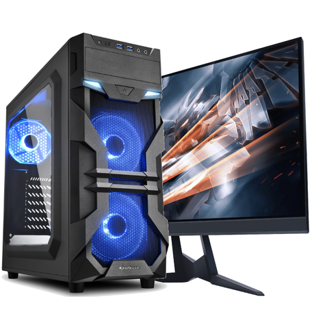 Game-PC Core i5 9400 8GB 1TB GTX1650 4GB